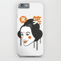 iPhone & iPod Case featuring Memoirs of a Geisha by Ann Van Haeken