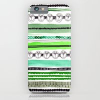 Pattern / Nr. 4 iPhone 6 Slim Case