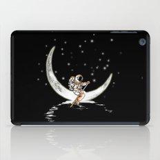 Sailing Cross the Sky iPad Case