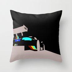 M3 DTM Throw Pillow