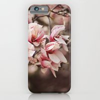 iPhone & iPod Case featuring Magnolia Spring Blooms by Briole Photography