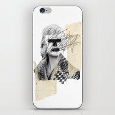 Kate Moss iPhone & iPod Skin