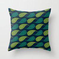 DUETTO Throw Pillow