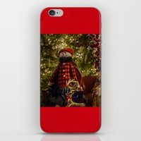 Merry Christams To All!  iPhone & iPod Skin