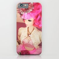 iPhone & iPod Case featuring Prim and Proper by tinyfrockshop