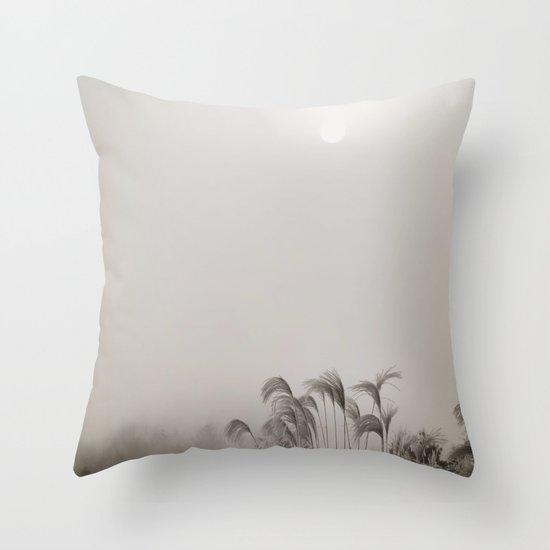 Hush Throw Pillow