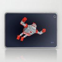 Jaianto Punch-Robo Laptop & iPad Skin
