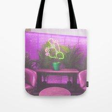 cactus light Tote Bag
