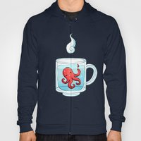 Octopus Tea Hoody