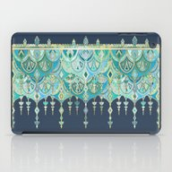 Art Deco Double Drop In … iPad Case
