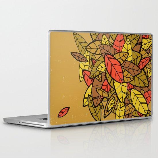 Autumn Memories Laptop & iPad Skin