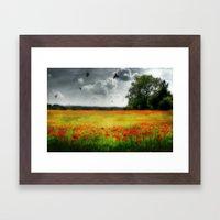 The Sweetest Dreams Framed Art Print