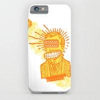 Happy Humbuckerhead iPhone 6 Slim Case