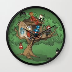 Super Exclusive Club Wall Clock