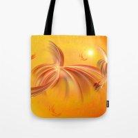 Fairies of the Sun Tote Bag