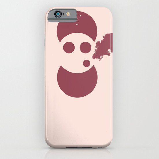 Circles&smoke iPhone & iPod Case