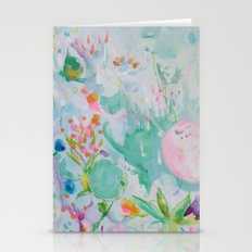 Bubble Garden Stationery Cards