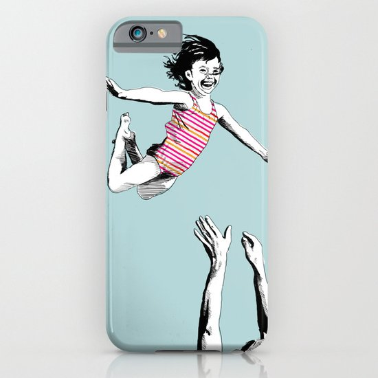 Jump for joy iPhone & iPod Case