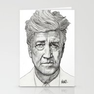 David Lynch Stationery Cards