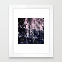 Lightyears Framed Art Print
