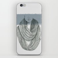 universal traveler iPhone & iPod Skin