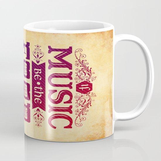 Food of Love  Mug