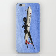 American Airlines Boeing… iPhone & iPod Skin