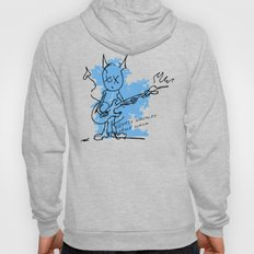 BLUE DEVIL Hoody
