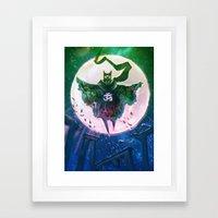 Journeyman Framed Art Print
