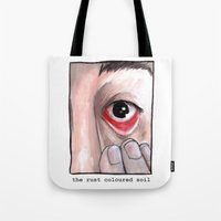 The Rust Coloured Soil: … Tote Bag