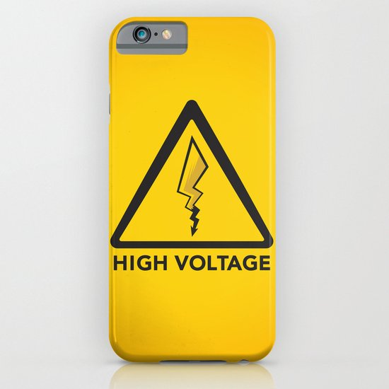 High Voltage iPhone & iPod Case