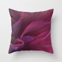 Secret unveiled Throw Pillow