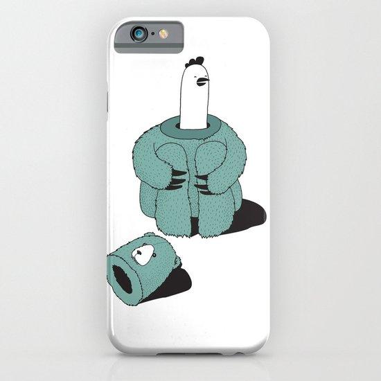 Chicken-Bear iPhone & iPod Case