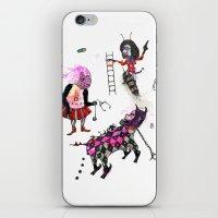 Le Stethoscope de Dekkern iPhone & iPod Skin