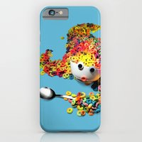 Clumsy Mornings iPhone 6 Slim Case