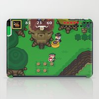 A Link to the Past iPad Case