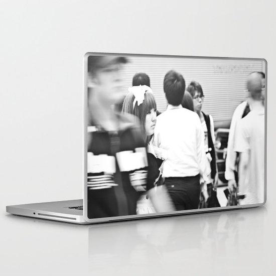 Japan People Laptop & iPad Skin