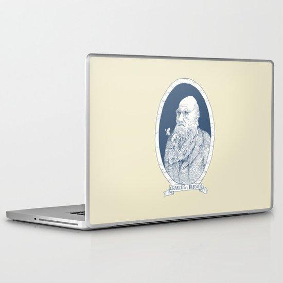 By Darwin's Beard Laptop & iPad Skin