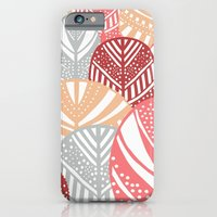 iPhone & iPod Case featuring Treetops by Cecilia Andersson
