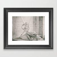 Immortalized Framed Art Print