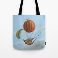 Adventure Awaits  Tote Bag