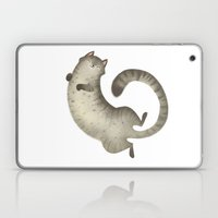 Happy Kitty Laptop & iPad Skin