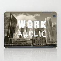 WORKaholic iPad Case