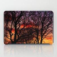Winter Trees iPad Case