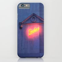 iPhone & iPod Case featuring Sachas Hotel by Selma