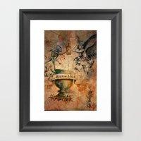 Travel Spirit Framed Art Print