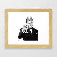 Leonardo Framed Art Print