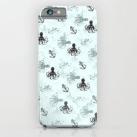 iPhone & iPod Case featuring OCT0 by Galvanise The Dog