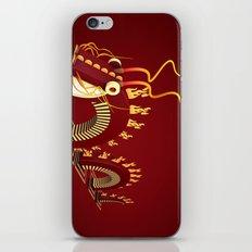 Dragon - Fire iPhone & iPod Skin