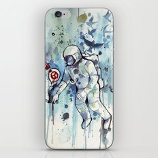 Heretic Astronut iPhone & iPod Skin